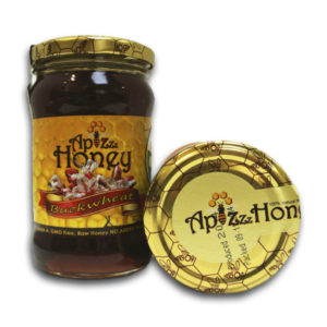 ApiZzz Buckwheat Honey